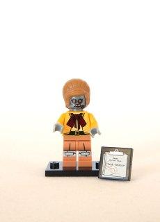 The LEGO Movie Minifigures - Velma Staplebot 1
