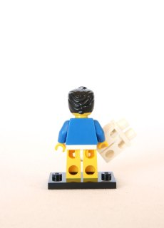 The LEGO Movie Minifigures - Where Are My Pants Guy 2