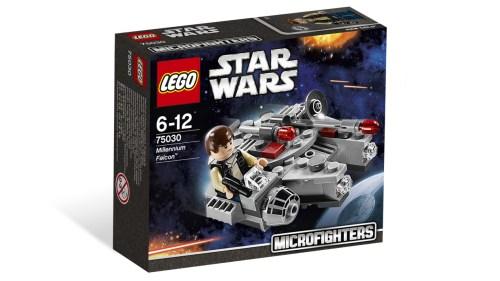 75030 Millennium Falcon 1