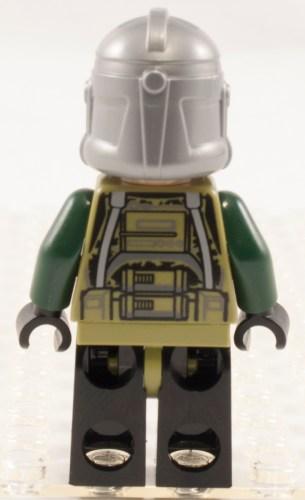 75043 - Commander Gree Back