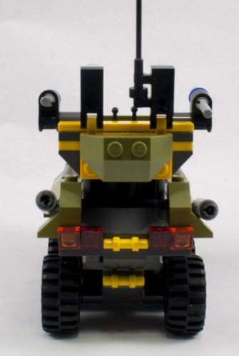 76017 - Hydra Truck Back