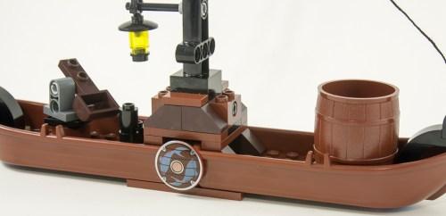 79013 - Boat, Shield Detail