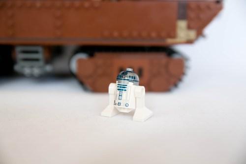 75059 Sandcrawler - R2-D2