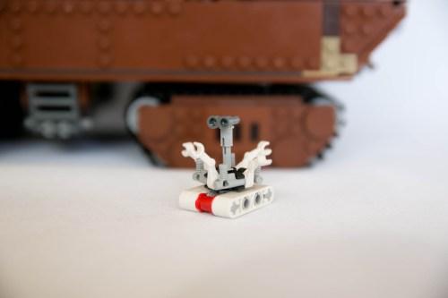 75059 Sandcrawler - Treadwell Droid