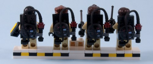 21108 - Minifigs Back with Packs