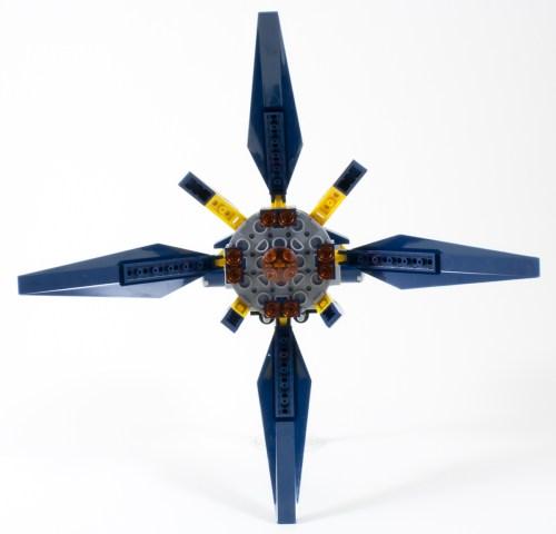 76019 - Starblaster Back