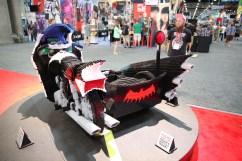 LEGO Batcycle 5