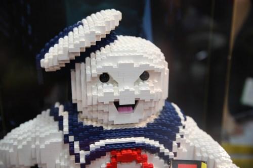 LEGO Stay Puft Marshmallow Man 2