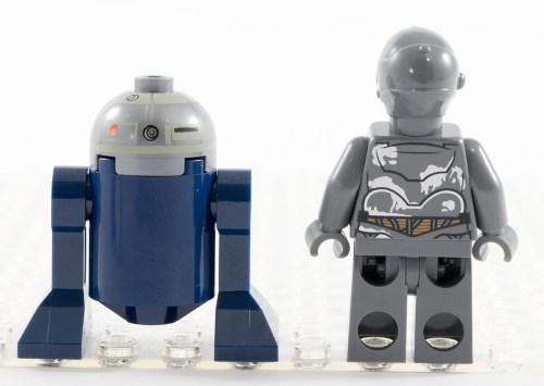 75051 - Droids Back