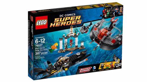 76027 Black Manta Deep Sea Strike