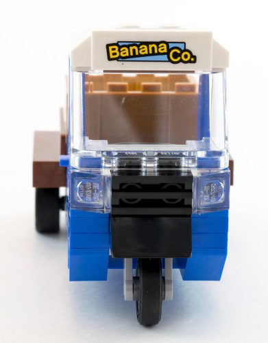 76026 - Banana Co Truck Front