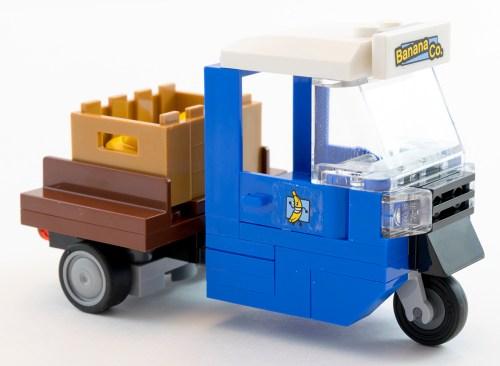 76026 - Banana Co Truck