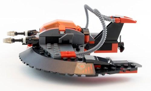 76027 - Black Manta Sub Side