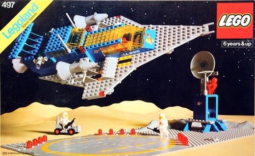 Classic Space - Galaxy Explorer