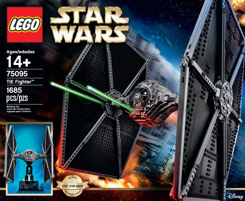 LEGO Star Wars TIE Fighter 6