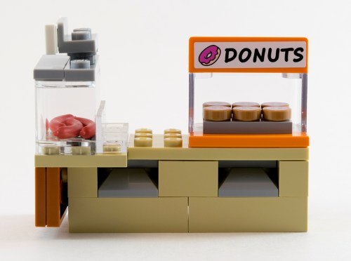 71016 Donut and Hot Dogs