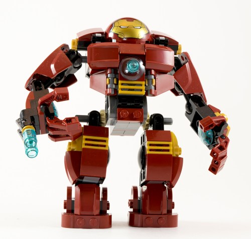 76031 - Hulkbuster Armor