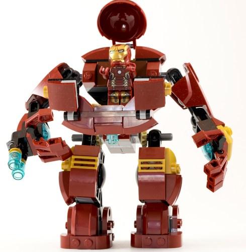 76031 - Hulkbuster Open