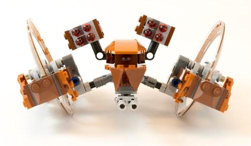 75085 Hailfire Droid Front