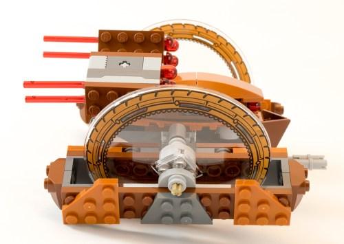 75085 Hailfire Droid Side