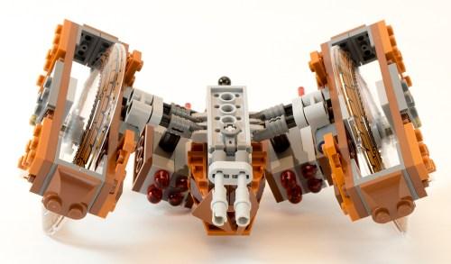 75085 Hailfire Droid Underside