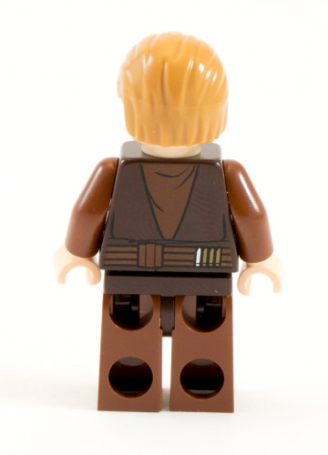 75087 Padawan Anakin Skywalker Back