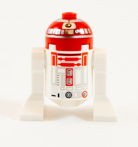 75087 Red Astromech Droid