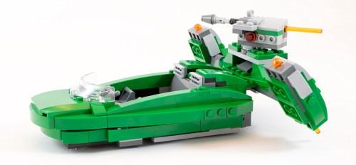 75091 Flash Speeder Engines Up
