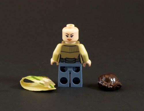 75094 Endor Leia Alt-Face