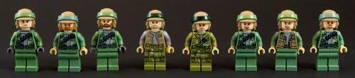 75094 Endor Rebel Trooper Comparison