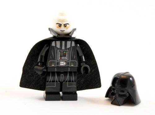 75903 Darth Vader Helmet Top Off
