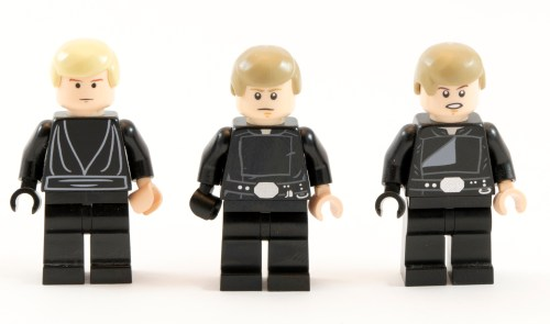 75903 Jedi Knight Luke Skywalkers