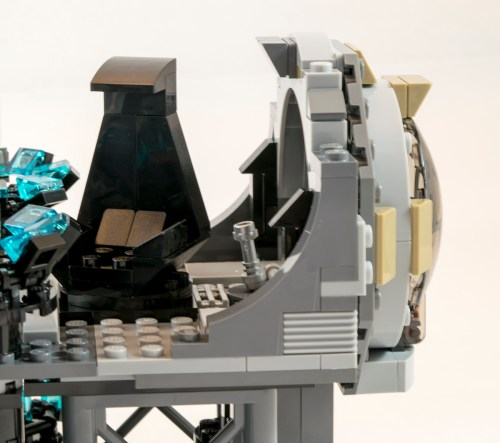 75903 Throne and Saber Launch