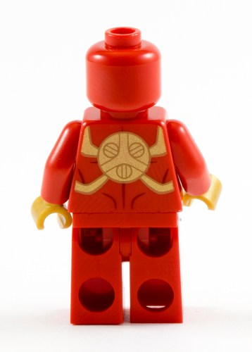 76037 - Iron Spider Back