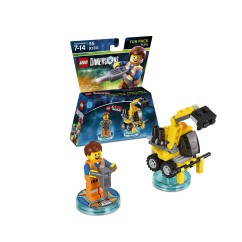 71212 LEGO Movie Emmet