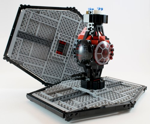 75101 TIE Fighter Panel Disconnected