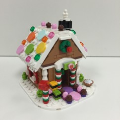 40139 Gingerbread House - 2