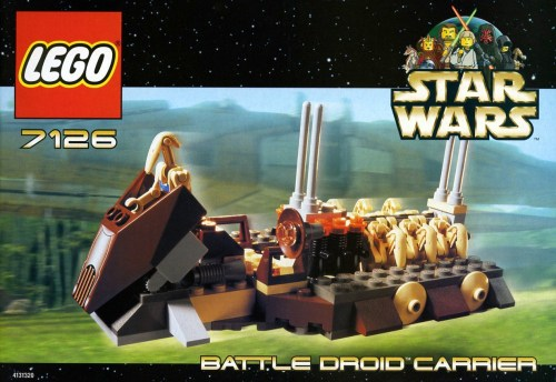 For years, this was one of the most sought after sets.