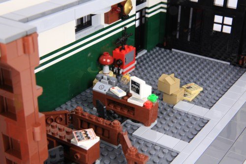 75827 Firehouse Headquarters - 48