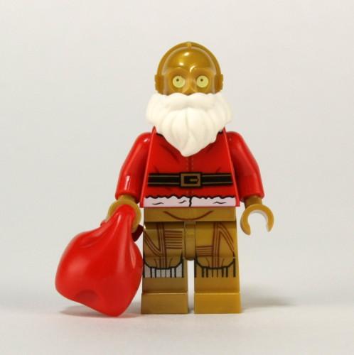 Day 24 - Santa C-3PO