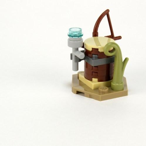 Day 6 -  Ewok Weapon Rack