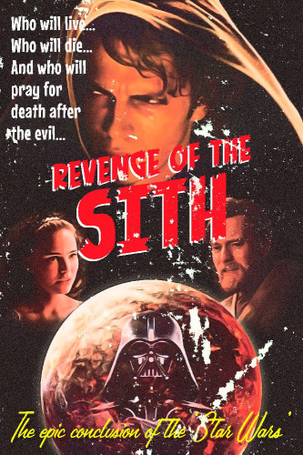 Revenge of the Sith Noir