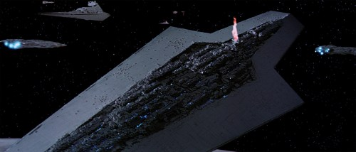 """The Imperial Corps of Engineers apparently didn't learn the lesson of """"Single Point of Failure"""" from the first Death Star"""
