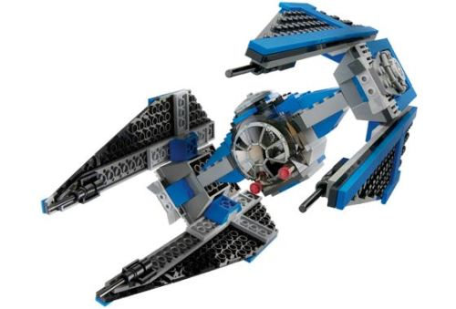 This set needs a re-release. And a UCS re-release. Also, the TIE Bomber.