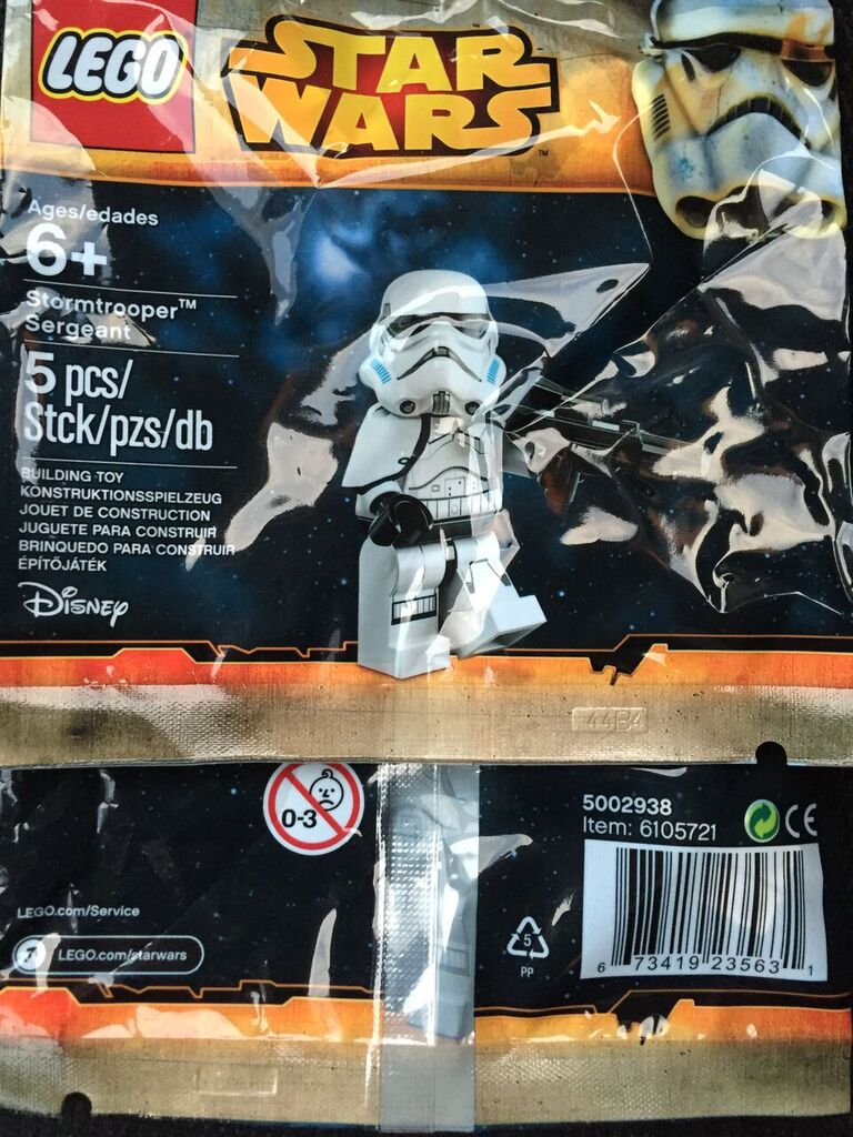 Stormtrooper Toys'r'us 5002938 At Available Stores Sergeant In 67gYbfy