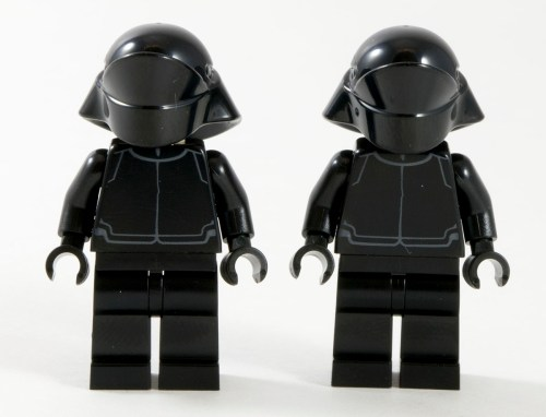 75104 First Order Trooper or Daft Punk Cameo