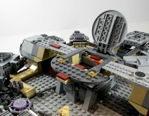 75105 Millennium Falcon Interior Gunner