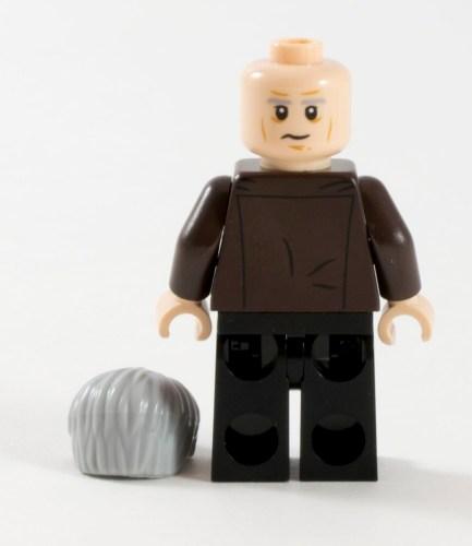 75105 Old Han Solo Alt Face