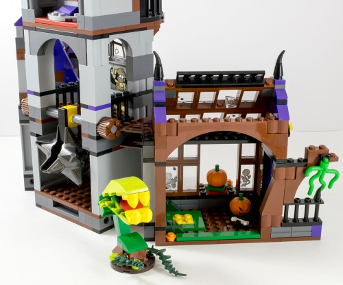 75904 Mansion Greenhouse Interior