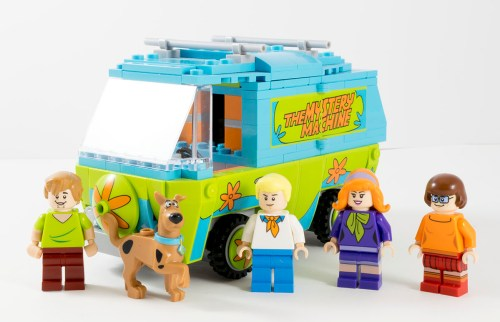 75904 Scooby Gang and Mystery Machine
